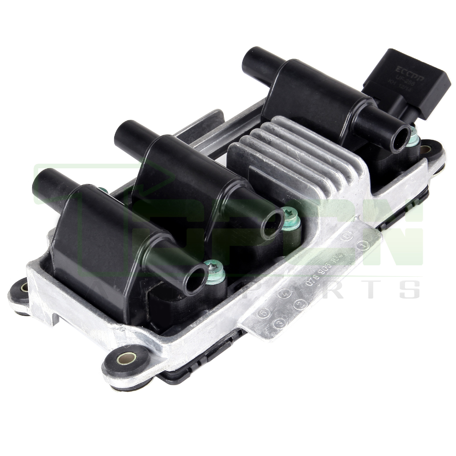 Service Manual 1998 Audi Riolet Ignition Coil Removal