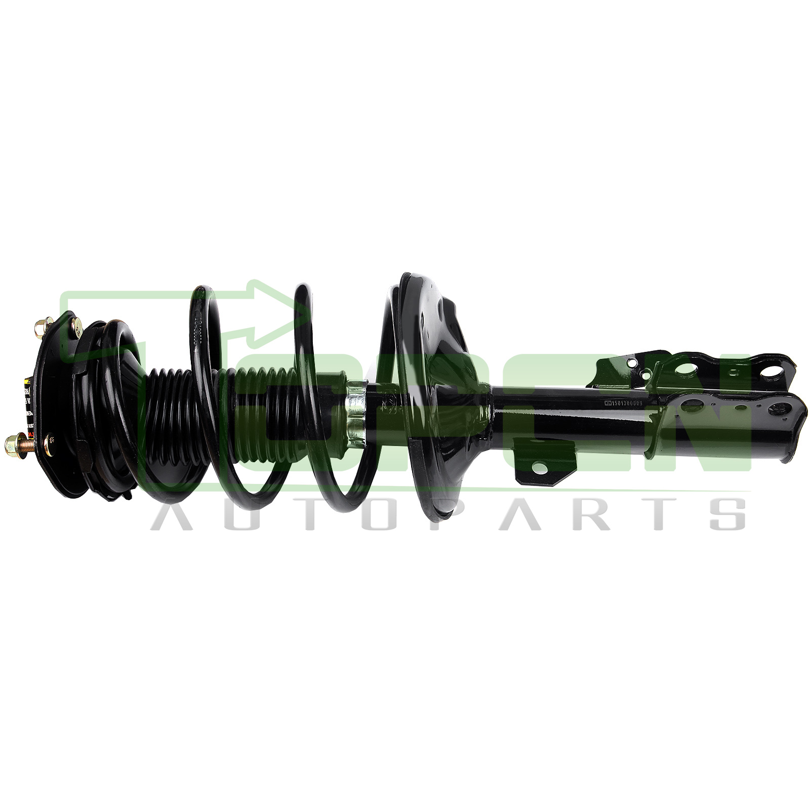 Toyota Tundra Spring Assembly Front Seat Back Right: New Front Right Side Quick Install Strut Assembly For
