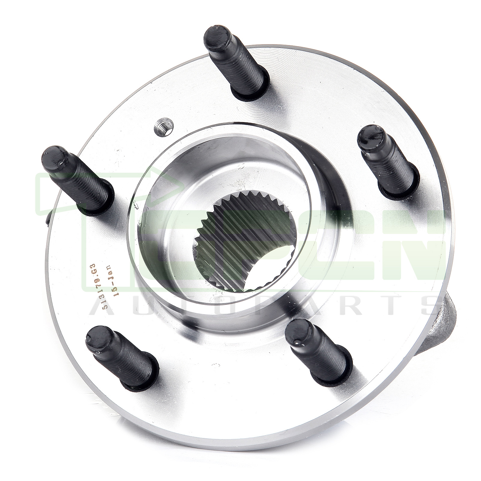 2003 Buick Century Wheel Bearing: Pair Of 2 NEW Front Wheel Hub Bearing Assembly With ABS